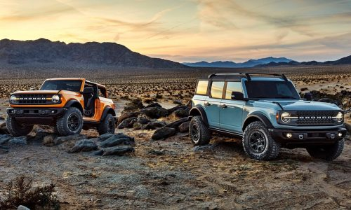 All-new 2021 Ford Bronco debuts, best 4×4 on the market?