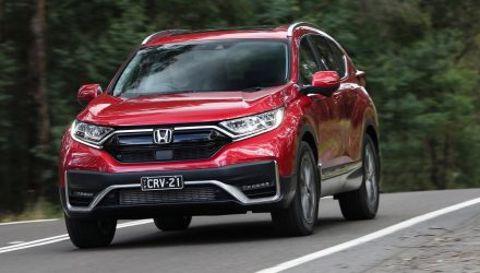 2021 Honda CR-V update announced for Australia