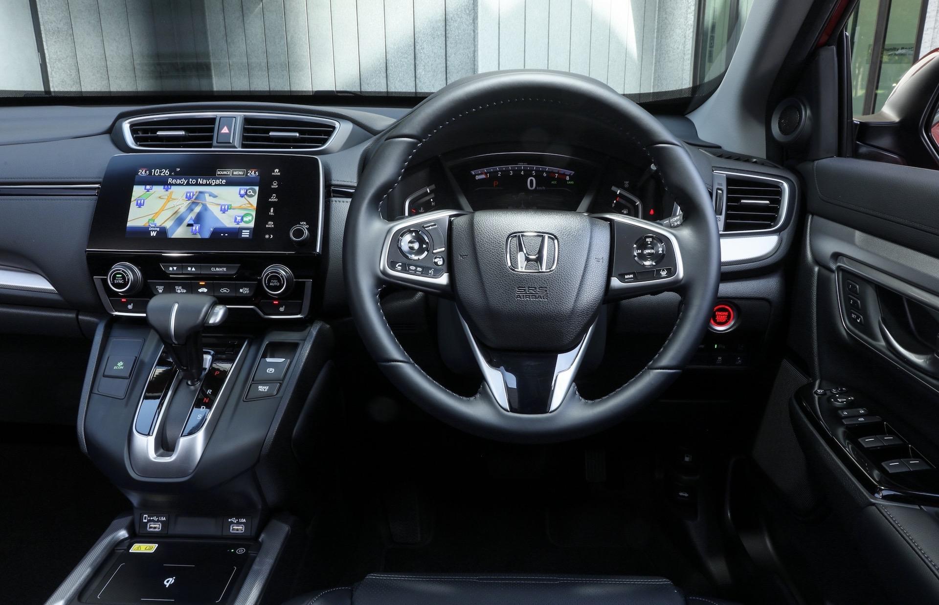2021 Honda Cr V Update Announced For Australia Performancedrive