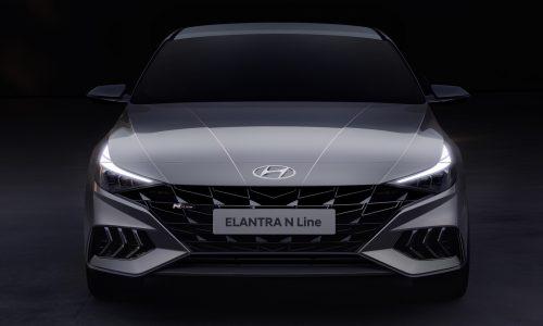2021 Hyundai i30 Sedan N Line previewed, arrives in Australia Q4