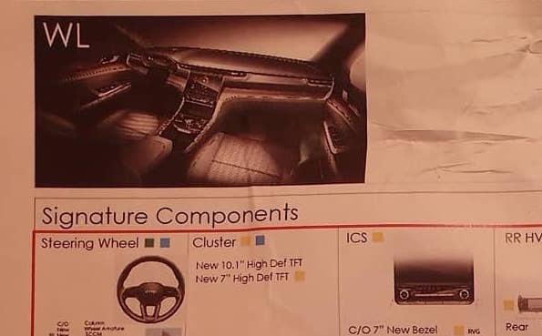 2021 Jeep Grand Cherokee Interior Touchscreen