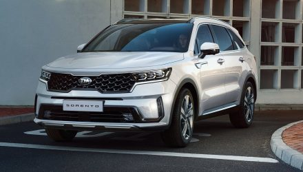 2021 Kia Sorento: Australian prices and range confirmed