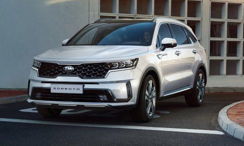 2021 Kia Sorento: Australian prices and range confirmed