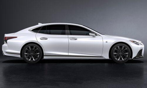 2021 Lexus LS debuts with advanced Teammate autonomous tech