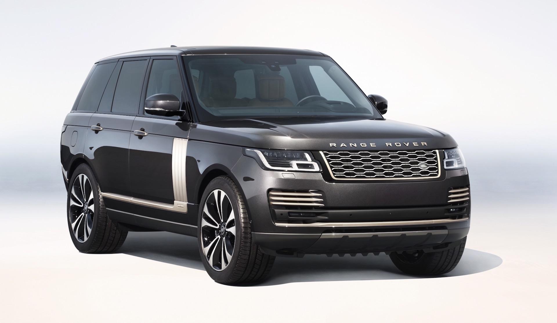 2021 Range Rover revealed, packs new inline-six diesels