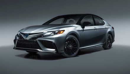2021 Toyota Camry update confirmed for Australia