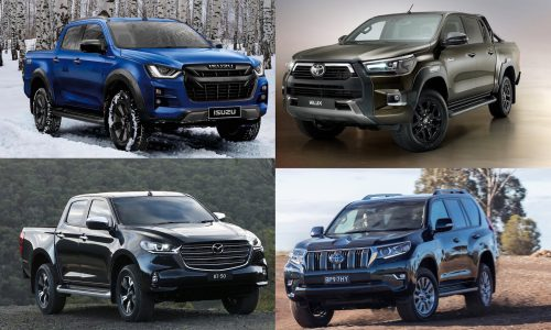 New ute onslaught begins in August, heavy-duty 7-seat SUVs to follow