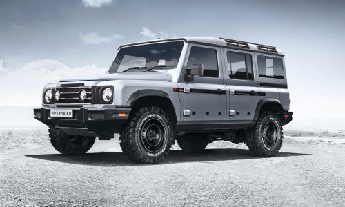 INEOS Grenadier; all-new rugged 4×4, confirmed for Australia