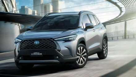 Toyota Corolla Cross revealed, coming to Australia in 2022