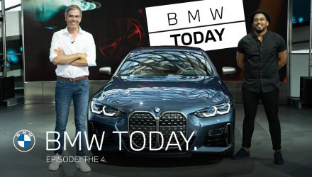 Video: BMW designer Christopher Weil explains new 4 Series