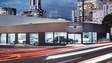 Genesis Australia opens its first Test Drive Centre, in Sydney