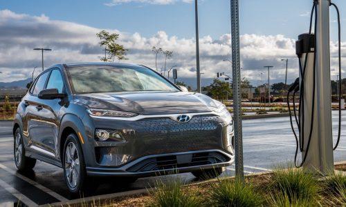 Hyundai Kona Electric surpasses 100,000 global sales milestone