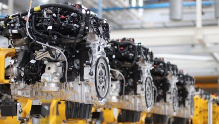 Jaguar Land Rover Ingenium engine production hits 1.5 million units