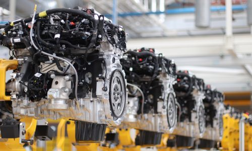 Jaguar Land Rover Ingenium engine production hits 1.5 million units