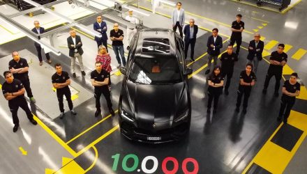 Lamborghini Urus production hits 10,000, soon most popular ever