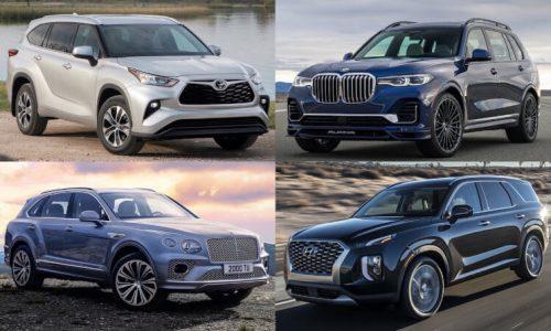 Top 10 best 7-seat SUVs coming to Australia in 2021