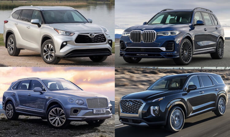 Top 10 Best 7 Seat Suvs Coming To Australia In 2021 Performancedrive