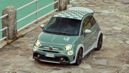 Abarth 695 70° Anniversario edition announced for Australia