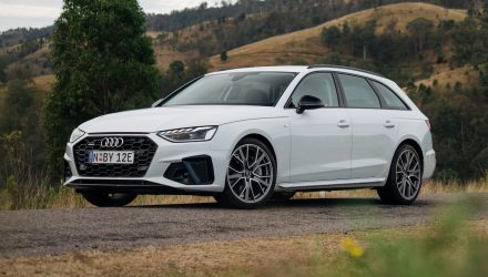 2020 Audi A4 range now on sale in Australia from $55,900
