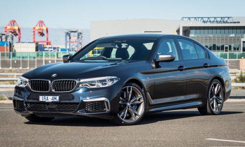 2020 BMW M550i xDrive review (video)