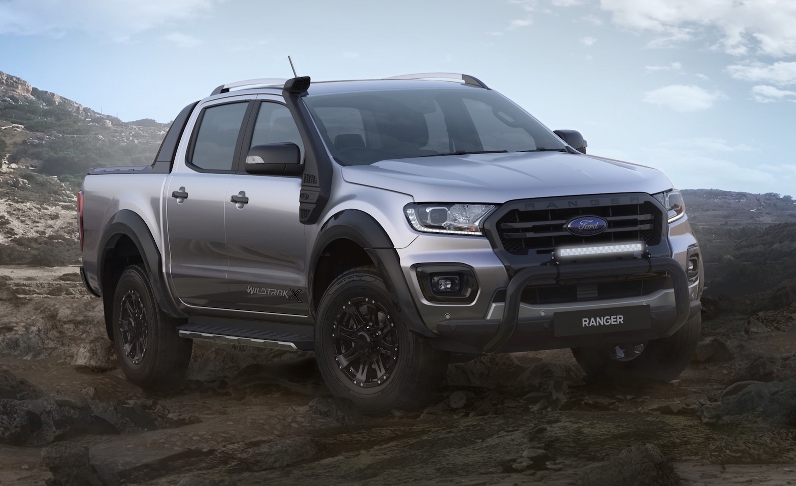 2020 Ford Ranger Wildtrak Raptor Update Announced For Australia Performancedrive