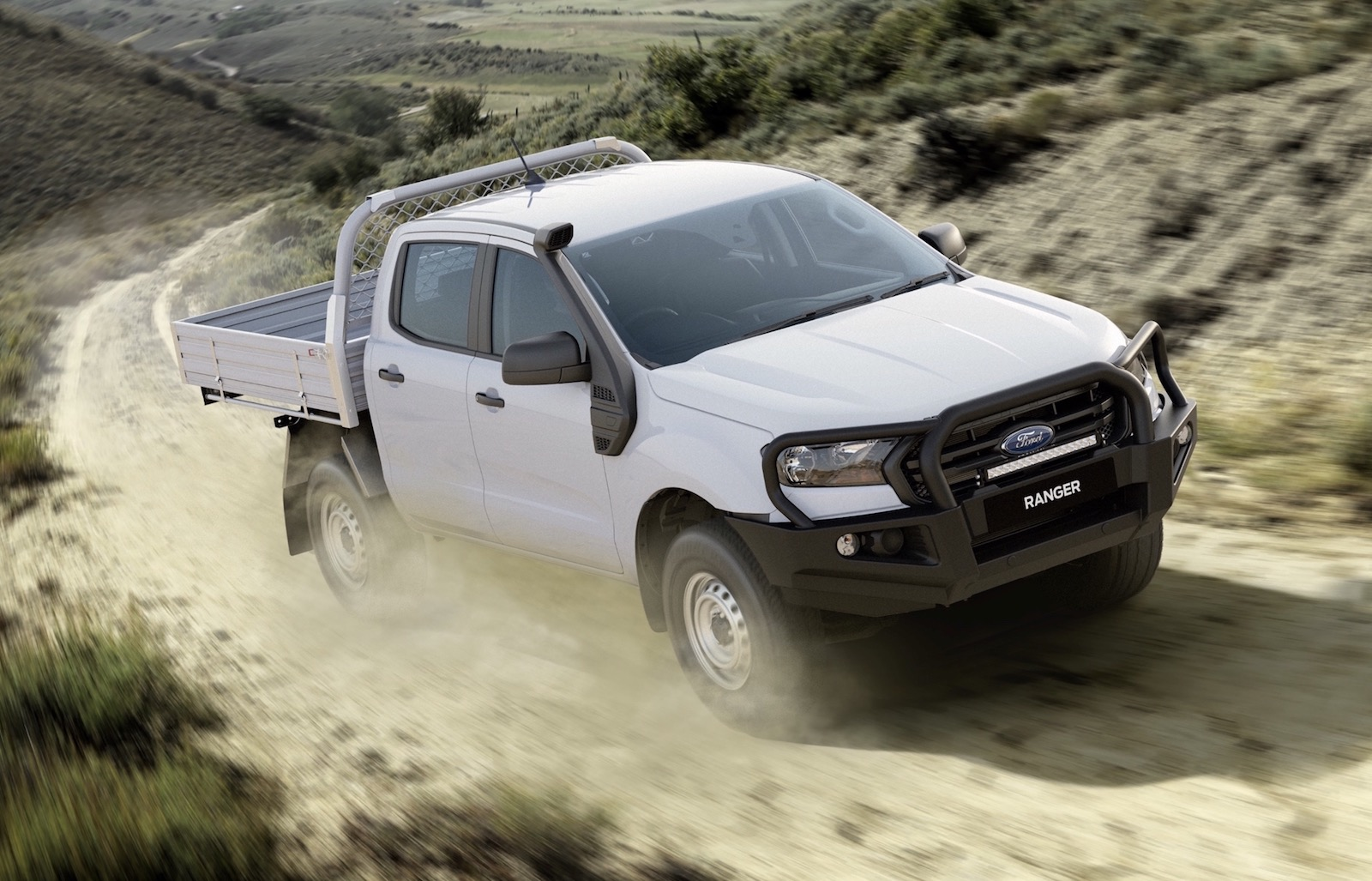 2020 Ford Ranger update adds XL Special Edition, XLT Fully ...