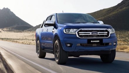 2020 Ford Ranger update adds XL Special Edition, XLT Fully Loaded variants