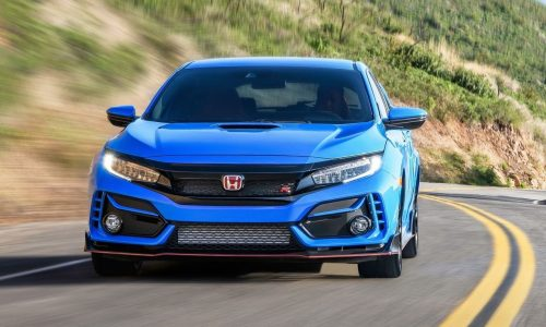 2020 Honda Civic Type R update on sale in Australia in October