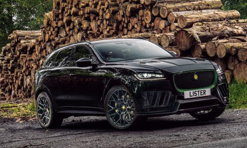 2020 Lister Stealth debuts as Britain's most powerful SUV