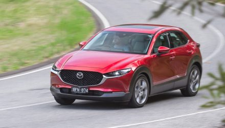 Mazda CX-30 getting 2.5 turbo option, most powerful in class – report