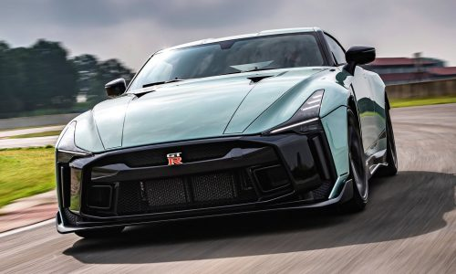 Nissan R36 GT-R set for 2023, KERS hybrid likely – report