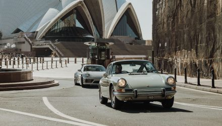 Porsche Australia celebrates first 911 delivery with '1965 Reimagined' special editions