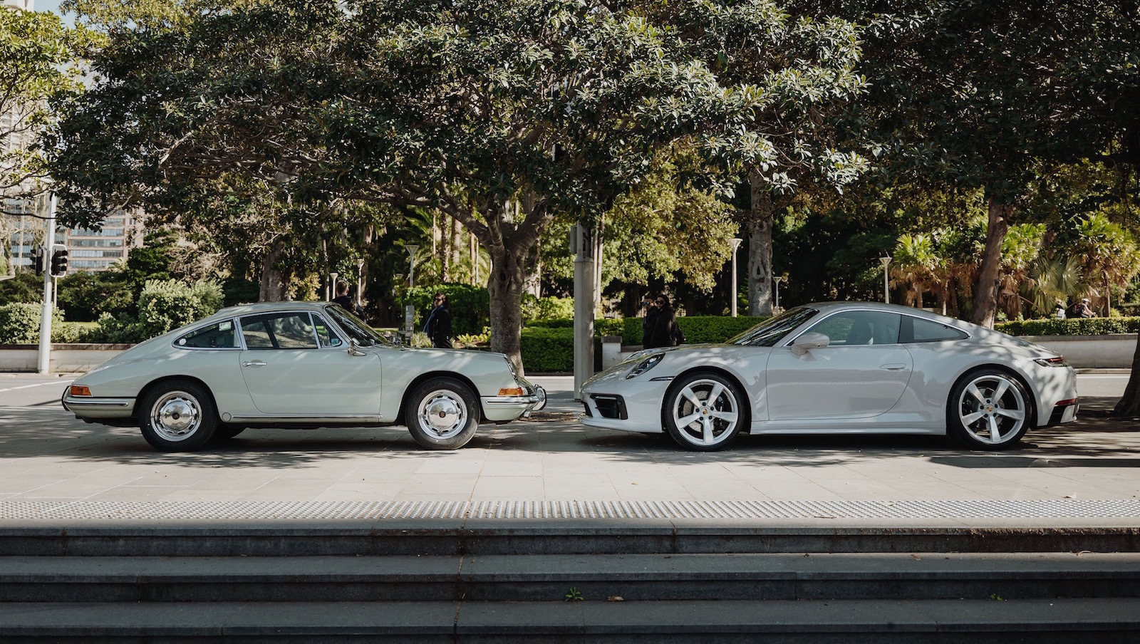 Porsche Australia Celebrates First 911 Delivery With 1965 Reimagined Special Editions Performancedrive