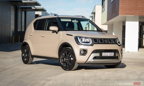 2020 Suzuki Ignis GLX review (video)