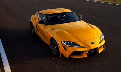 Toyota Supra could soon get manual option – report
