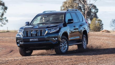 2021 Toyota Prado update gets more power, improved tech
