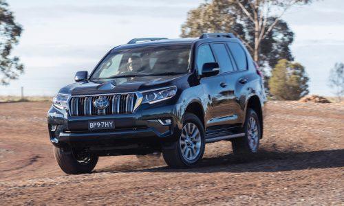 2021 Toyota Prado update gets more power, improved tech