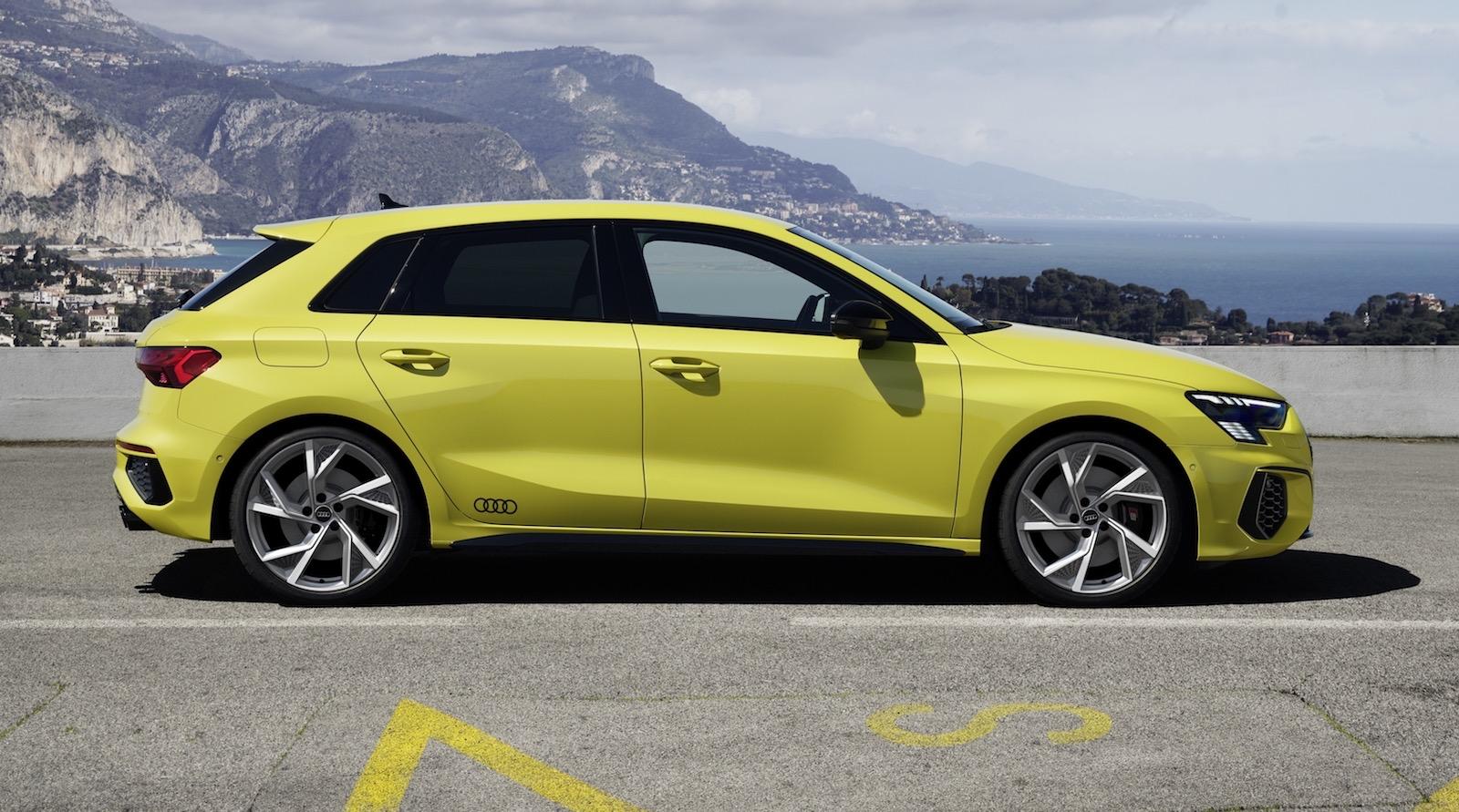 2021 Audi S3 Sportback and sedan unveiled | PerformanceDrive