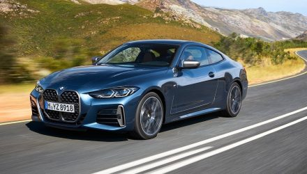 2021 BMW 4 Series on sale in Australia in October from $70,900
