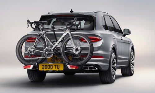 2021 Bentley Bentayga debuts new accessories, Akrapovic exhaust