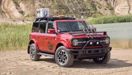 Ford takes over 165,000 deposits for new Bronco in 3 weeks