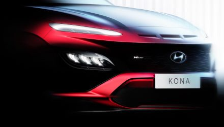 2021 Hyundai Kona previewed, sporty N Line variant confirmed