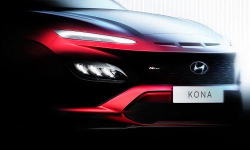 2021 Hyundai Kona previewed, sporty N Line variant confirmed