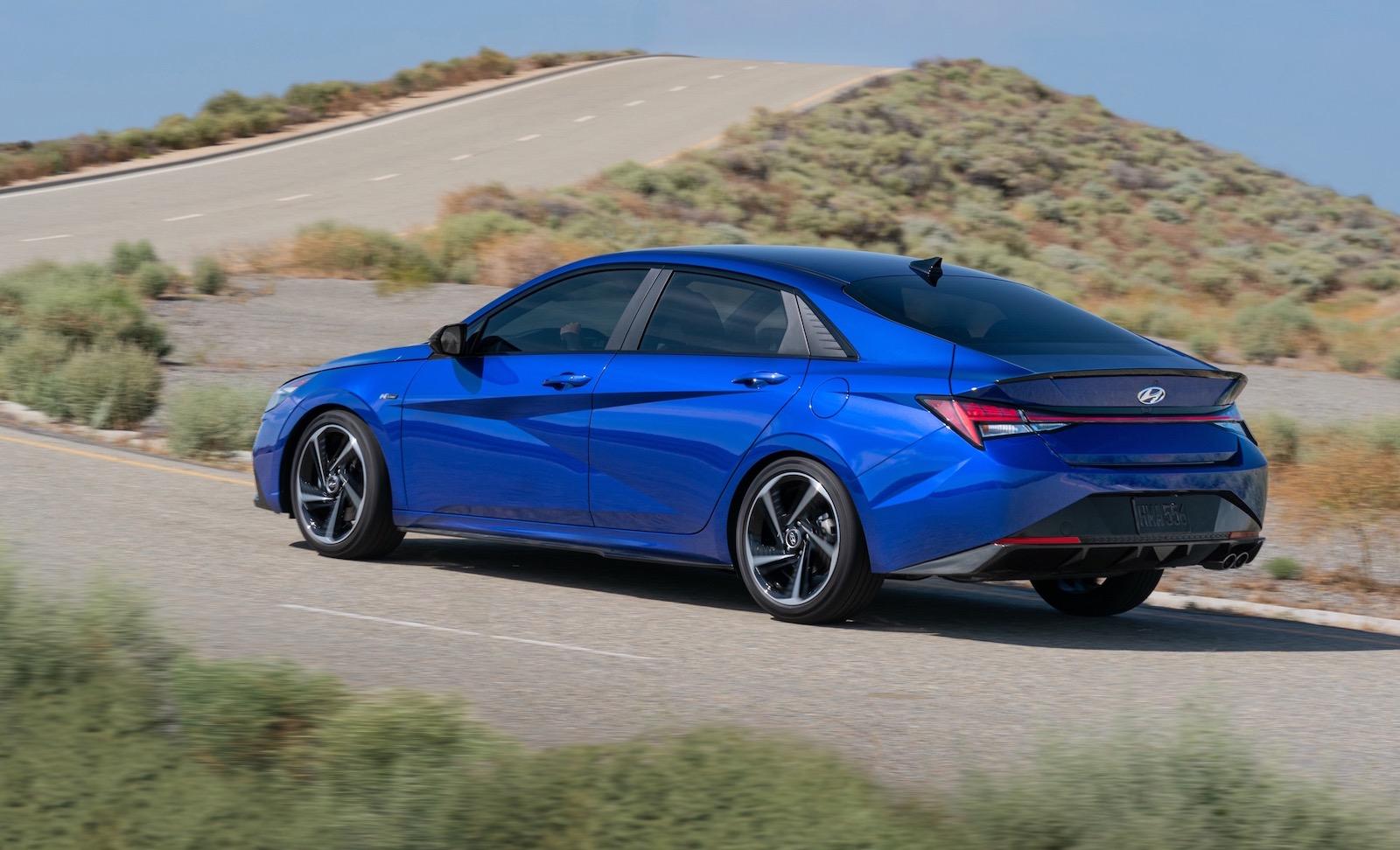 2021 hyundai i30 sedan n line debuts, on sale in australia