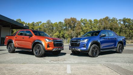 2021 Isuzu D-Max revealed for Australia, on sale September 1