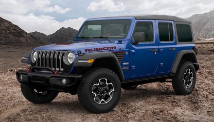 2021 Jeep Wrangler Rubicon Recon confirmed for Australia