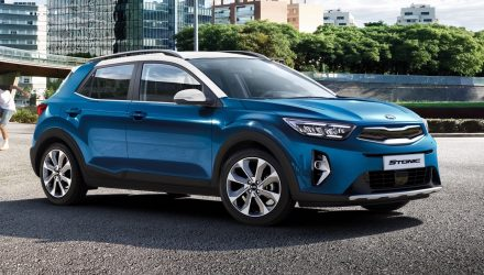 2021 Kia Stonic facelift debuts, confirmed for Australia late 2020
