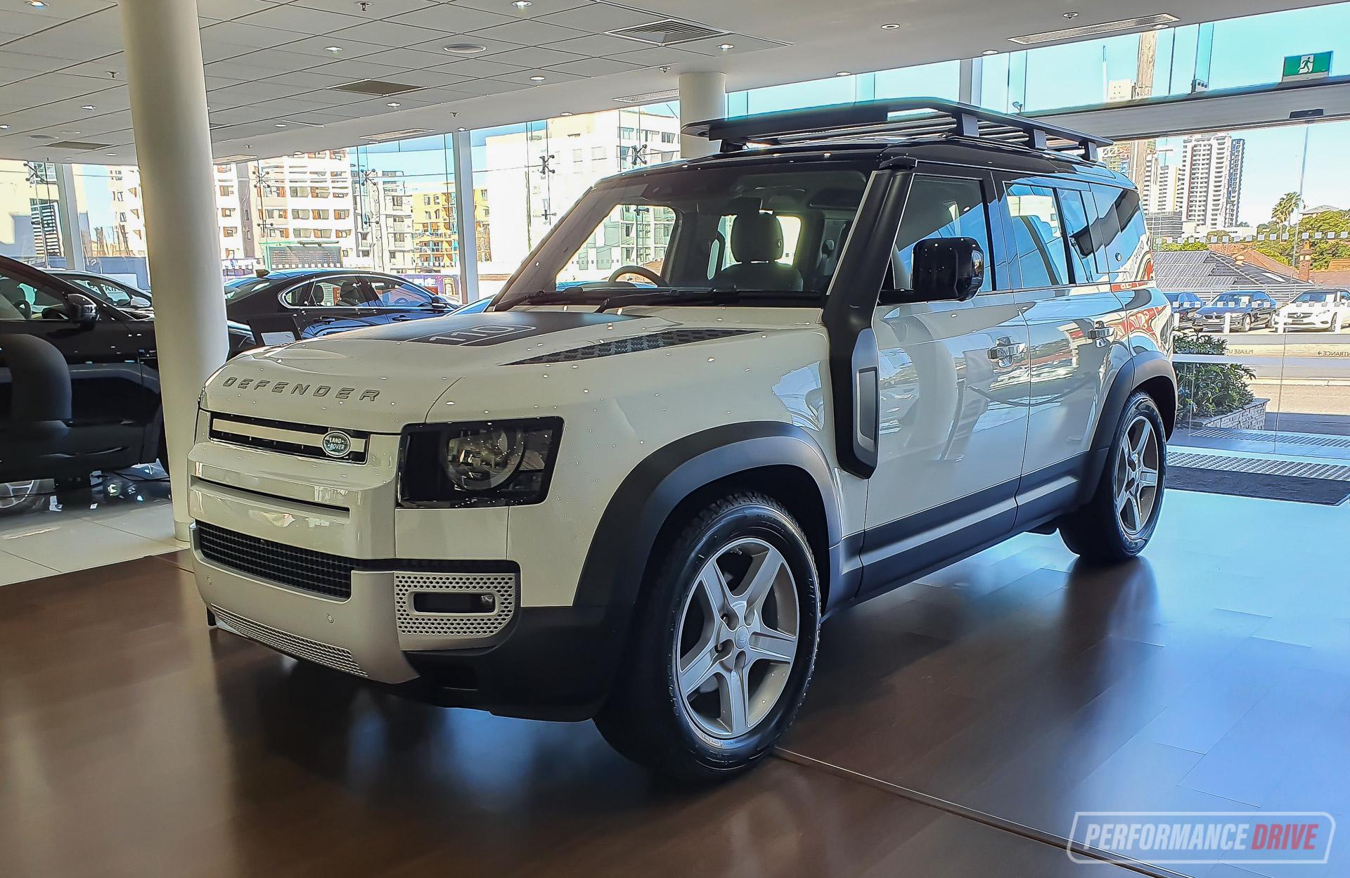 First 2020 Land Rover Defender 110 models land in ...
