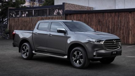 Mazda Australia confirms 2021 BT-50 arrives in October