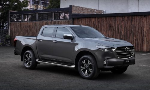 Mazda Australia confirms 2021 BT-50 arrives in October